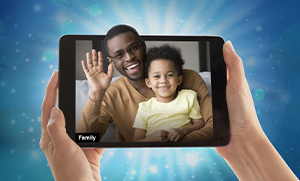 Visit Your Loved Ones Virtually!